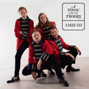 «Ambush» cover