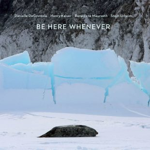 «Be Here Whenever» cover