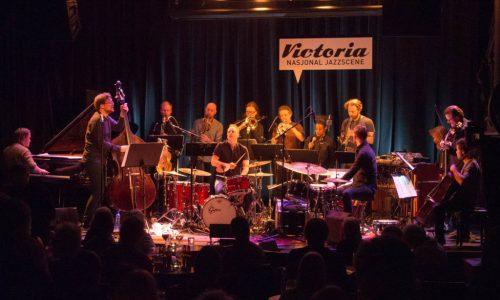 Hjulene stadig i gang for Trondheim Jazzorkester