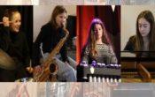 Jazzbarna inntar Sentralen