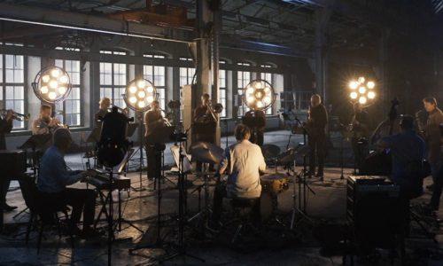 Scheen Jazzorkester på NRK