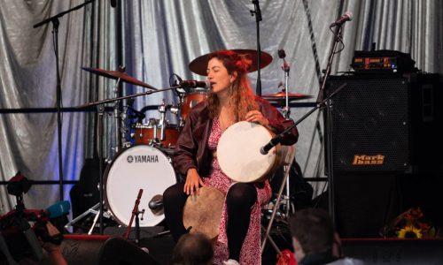 Jazzstipendiatet til Marianna Sangita Angeletaki Røe