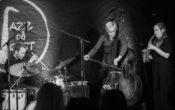 Kampenjazz: Camilla Hole Trio