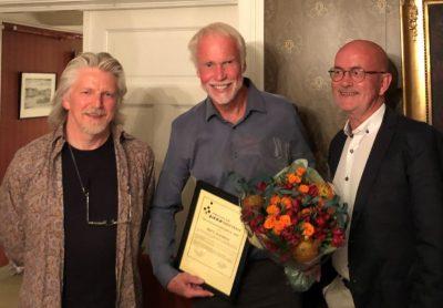 Sørnorsk jazzsenter-prisen 2020 til Rolf S. Grundesen