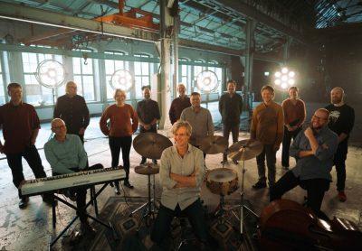 Scheen Jazzorkester med Akinmusire