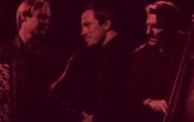 Kornstad Trio spiller, synger og plystrer jula inn