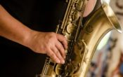Jazzmesse med Five Shades of Sax