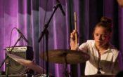 Jazzbarna går til kirken