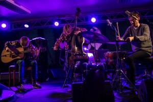 Monkey Plot under Jazzintro på Vossa Jazz