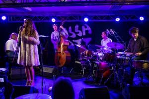 Morning has Occured; Natalie Sandtorv (Ålesund) – vokal, Marte Eberson (Oslo) – piano, Bjørnar Kaldefoss Tveite (Voss) – bass, Ole Mofjell (Søgne) – trommer, Mats Mæland Jensen (Nedre Eiker)- trommer