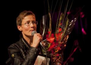 Storbandprisvinner Beate Elstad (foto: Halvor Gudim)
