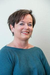 Styreleder i Norsk jazzforum, Ingrid Brattset, ble gjenvalgt for en ny periode. (foto: Jarle H. Moe)